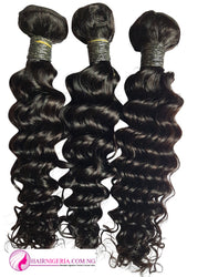 Luxis Curly Human Hair