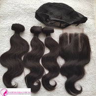 Materplus Body Wave Human Hair