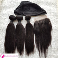 Masterplus Straight Human Hair