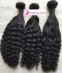 Uptown Pixie Curls Human Hair