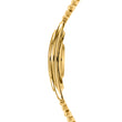 Load image into Gallery viewer, Crystalline Oval Bracelet Watch, Gold Tone