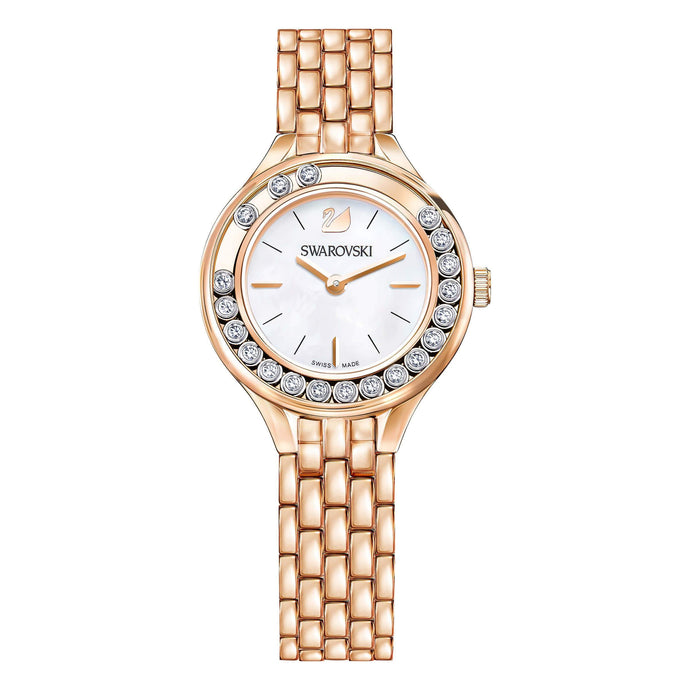 Swarovski Lovely Crystals Mini Watch, Rose Gold Tone