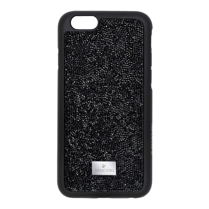 Swarovski Glam Rock Smartphone Case With Bumper, Iphone® 8, Black