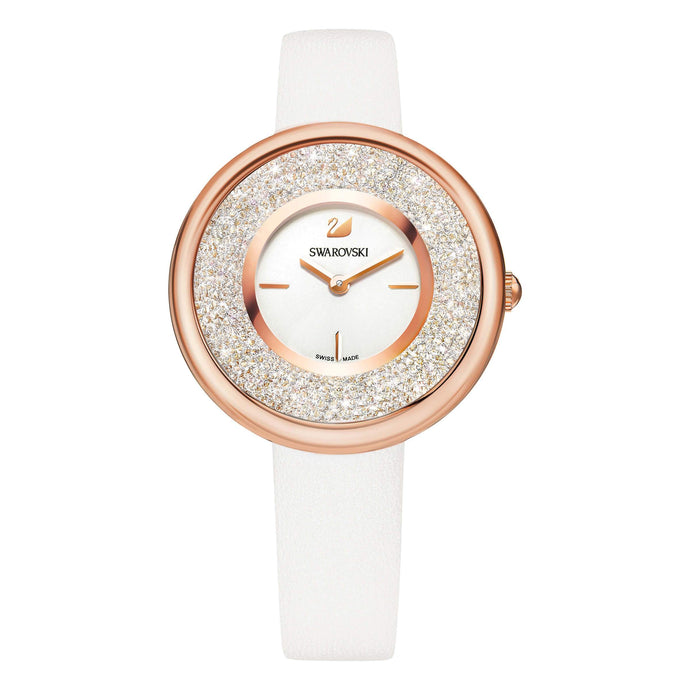 Swarovski Crystalline Pure Watch, Rose Gold Tone