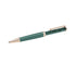 Swarovski Crystalline Ballpoint Pen, Green, Rose-gold tone plated