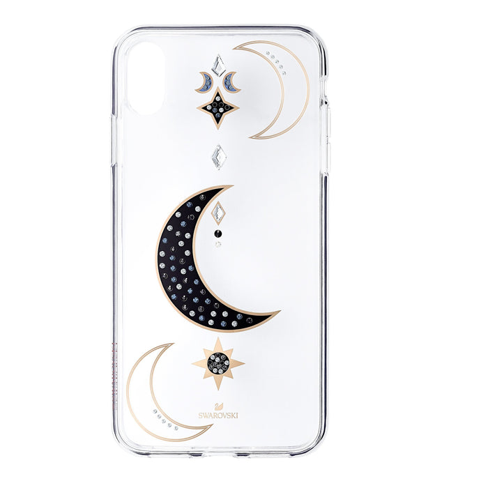 Swarovski DUO Smartphone Case, iPhone® XS Max, Transparent