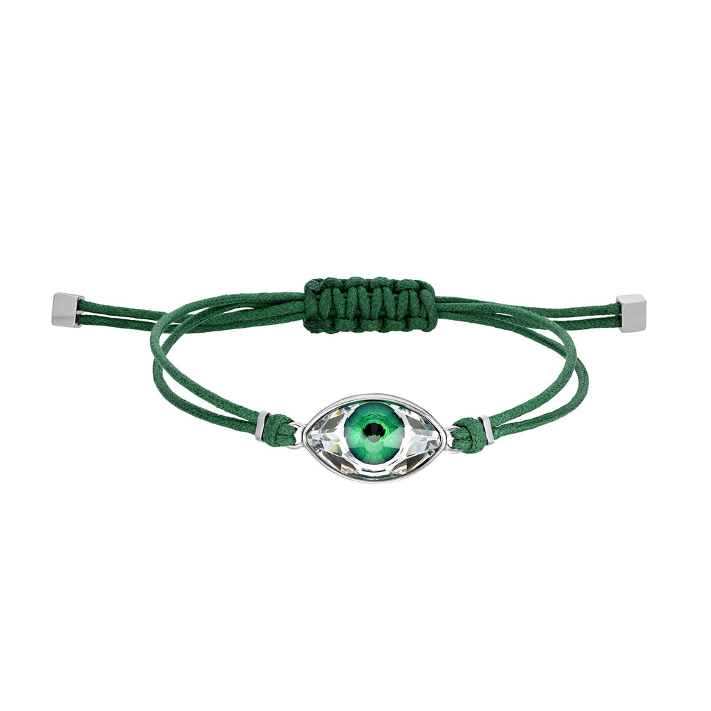 Swarovski Swarovski Power Collection Bracelet, Green, Stainless steel