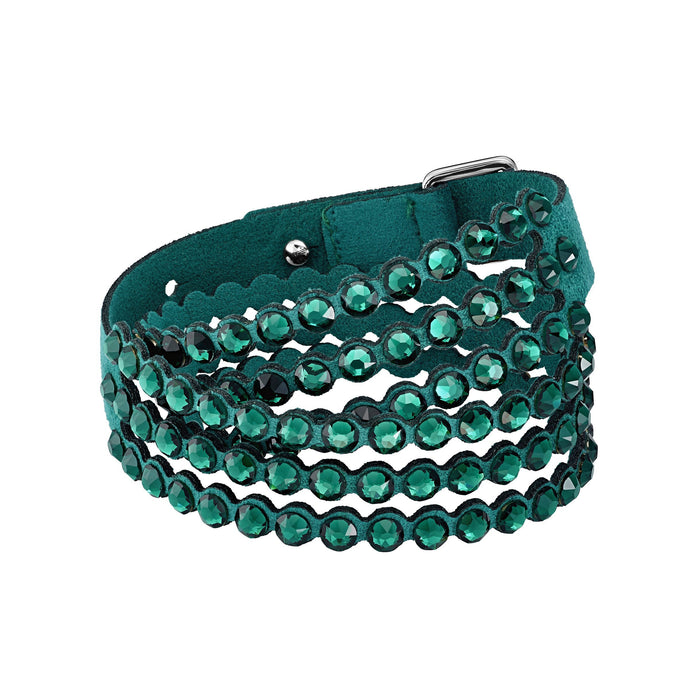 Swarovski Swarovski Power Collection Bracelet, Green