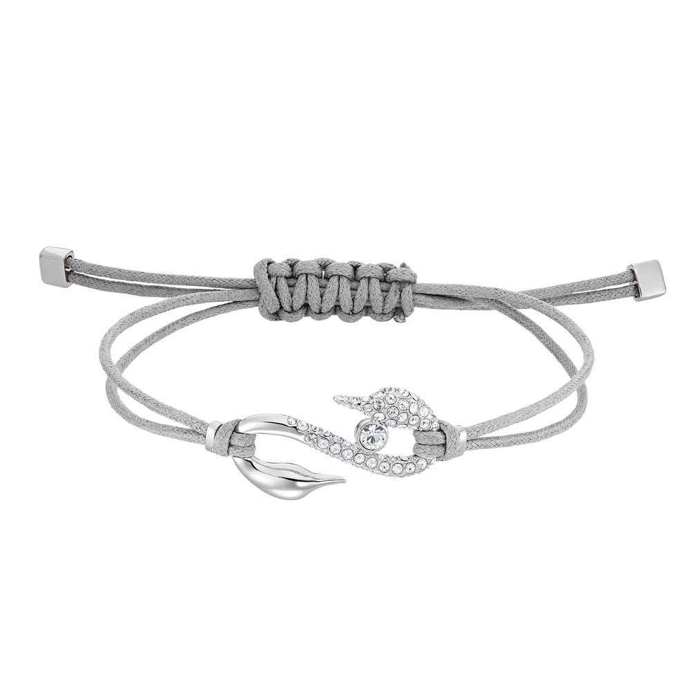 Swarovski Power Collection Bracelet, White, Rhodium plated