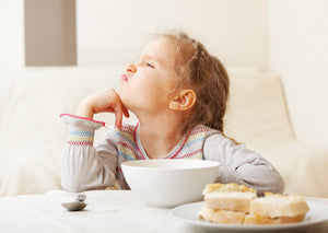 Is your child with autism a picky eater?