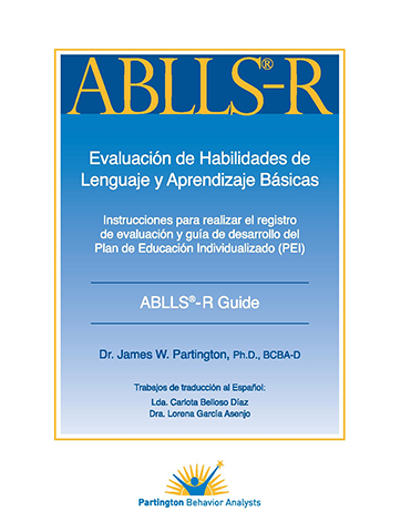 Spanish ABLLS-R Guide