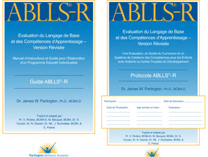 French ABLLS-R Set