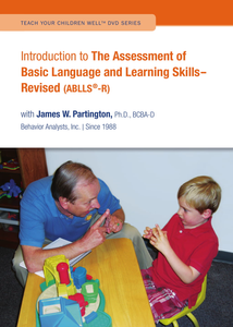 DVD: Introduction to The Assessment of Basic Language and Learning Skills - Revised (ABLLS-R)