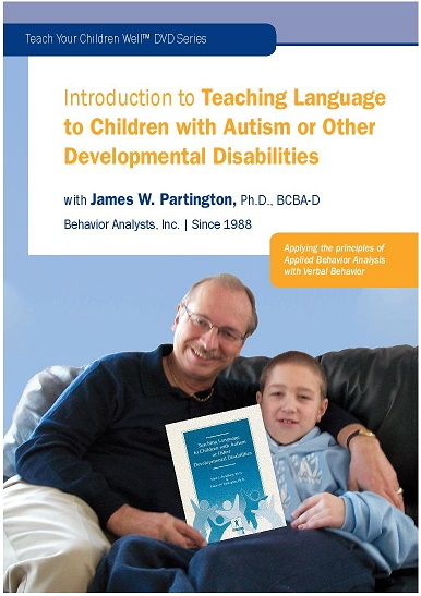 DVD: Introduction to Teaching Language to Children with Autism or Other Developmental Disabilities