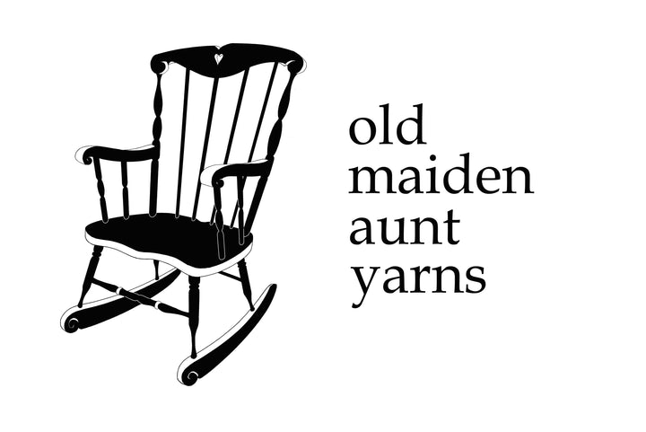 Old Maiden Aunt Yarns