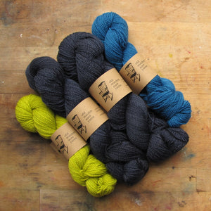 Threipmuir yarn pack