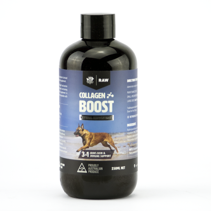 Australian Made Collagen Boost - Bovine Cartilage Oil