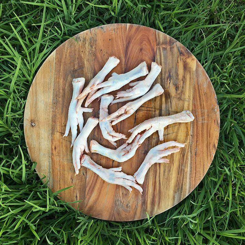 Chicken Feet (500g)  - ORGANIC