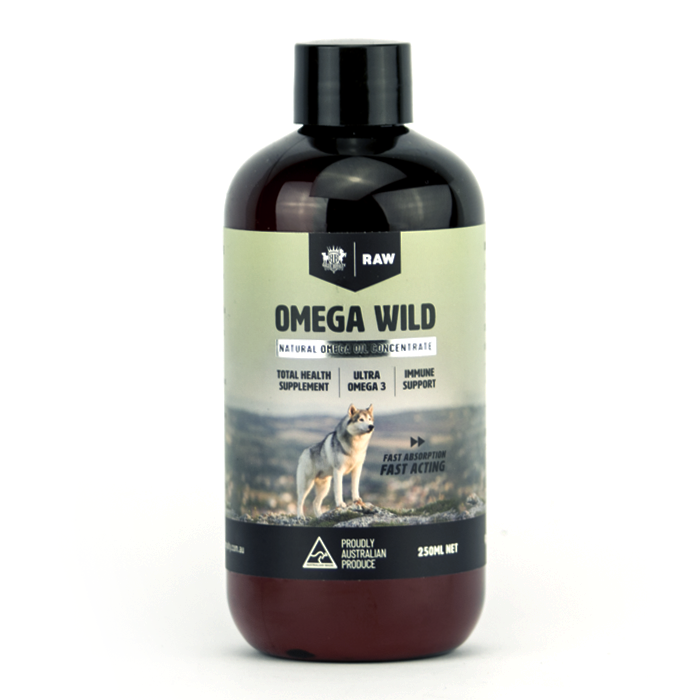 Omega Wild - Natural Oil Concentrate