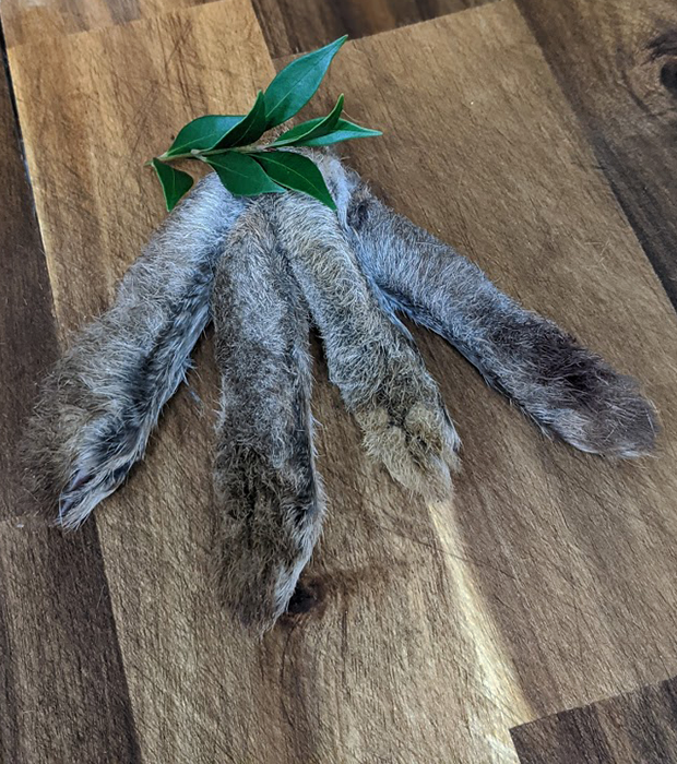 Rabbit Feet (200g)