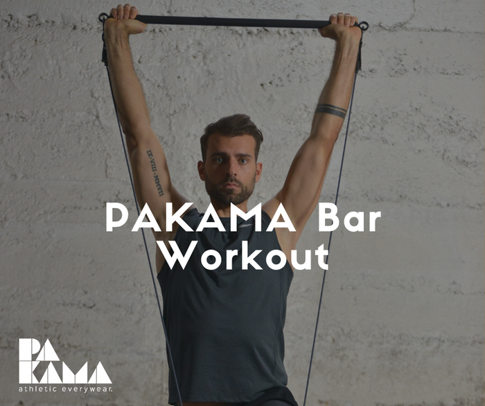 PAKAMA Bar Workout