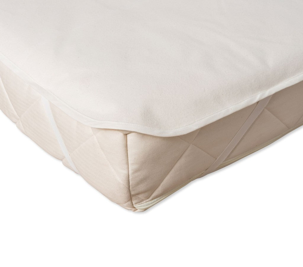 Naturalmat Custom Sized Organic Cocomat Mattress - Quilted