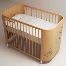 5-in-1 Handmade Embrace Luck Crib For Babies