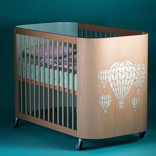 The 5-in-1 Embrace Adventure Crib For Babies