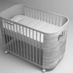High Quality and Customized Baby crib
