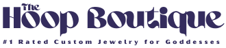 The Hoop Boutique | #1 Rated Personalized Jewelry for Goddesses
