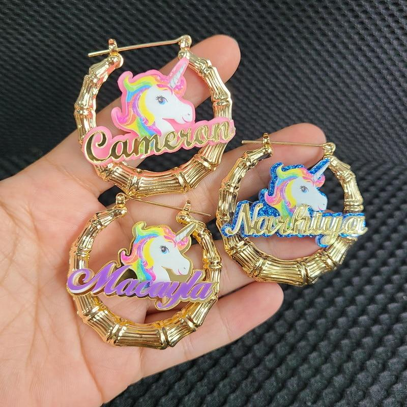 Custom Unicorn Jewelry Whitecrate Shop