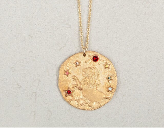 Zodiac Signs Necklace