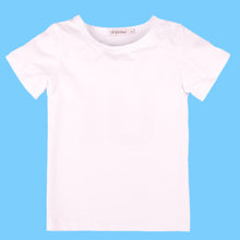 Number Letters Pattern Round Neck Family T-Shirt