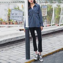 Spring Bee Denim T-Shirt