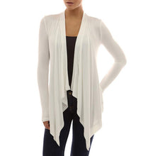 Long Sleeve Baita Pleated Cardigan