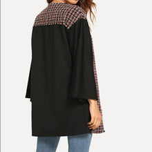 Splice Grid Coat