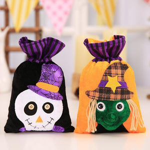 Halloween Candy Gift Dag Pumpkin Bag