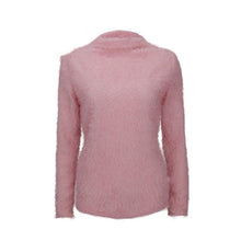 Turtleneck  Round  Neck Long Sleeve Casual Sweaters
