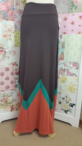 Brown Skirt BB005