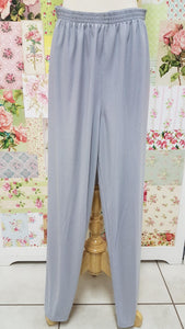 Grey Rib Pants SAM029