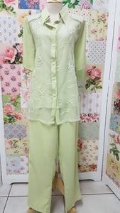 Lime Green 3-Piece BS013
