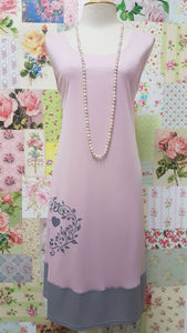 Dusty Pink Top VB074
