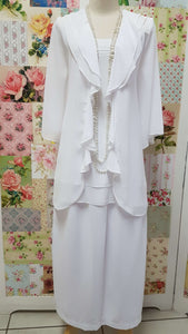 White 3-Piece NG012