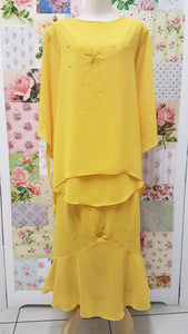Yellow 2-Piece VI015