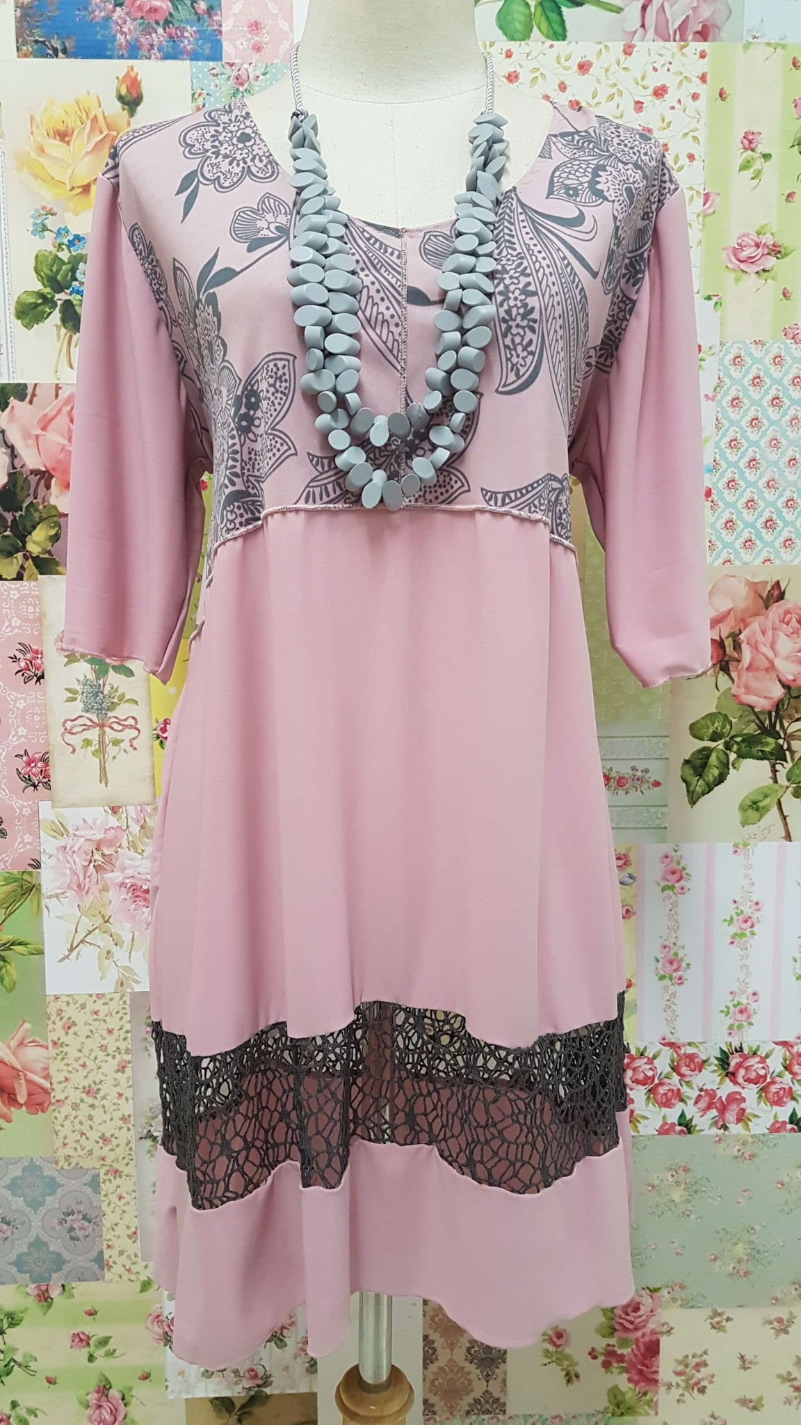 Dusty Pink Top AG033