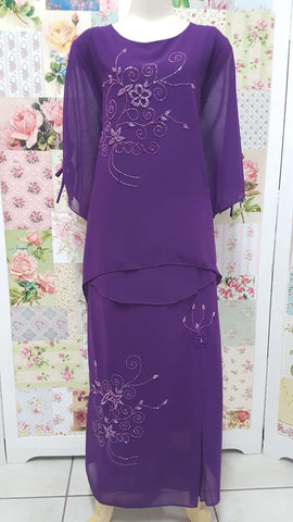 Grape 2-Piece VI024
