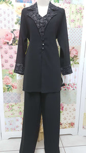 Black 3-Piece BT047