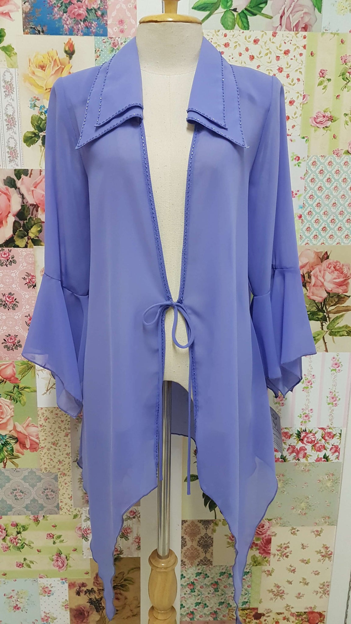 Lavender Top HE058