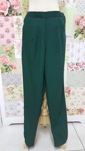 Bottle Green Pants BK0230