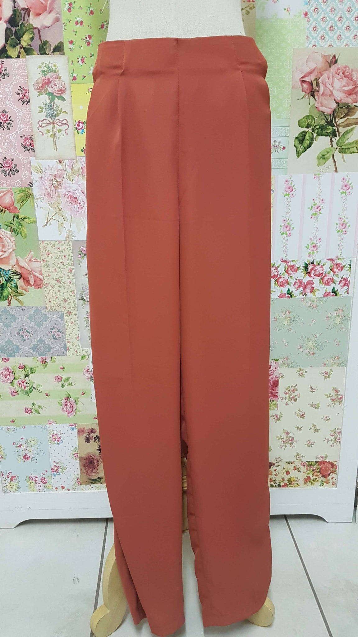 Rust Long Pants BK0244